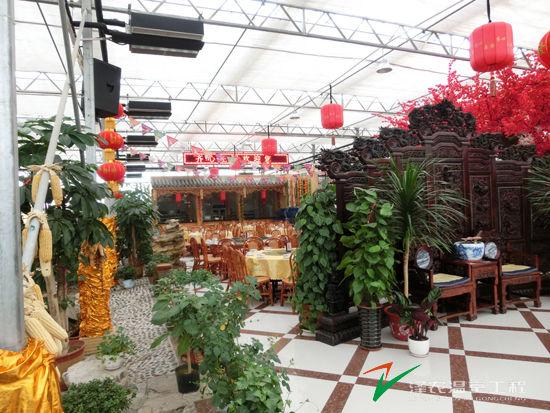 天津宁河齐心现代农业示范园区